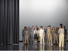 Vi - en okänd opera av Bach? / Arash Azarbad/ Norrlandsoperans kör