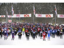 Vasaloppets Vintervecka startade med KortVasan
