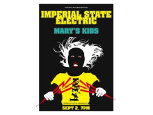 IMPERIAL STATE ELECTRIC + MARY'S KIDS - LIVE 2/9 KAFÉ 44