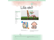 Lilla Eko - Designpaket Layout