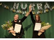 Årets led & servicestjärna 2016