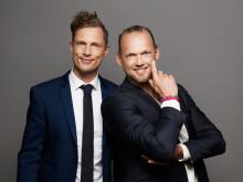Jonas Ljung och Peter Brynolf