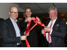 Invigning av Best Western and hotel