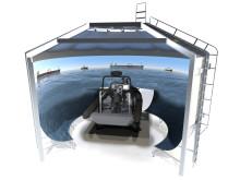 Hi-Res: Kongsberg Digital's K-Sim Fast Craft Simulator