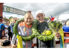 Ultravasan 90 segrare 2017 Ida Nilsson Elov Olsson