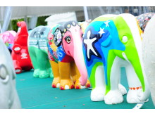 Elephant Parade has visited 11 cities and towns