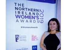 Portia Woods at Awards