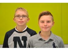 Anton och Theo Krantz