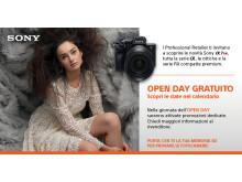Sony Open Day