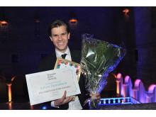 Bonnier Sales Awards - Sales Manager of the Year 2015 - Johan Danielsson, Bonnier Publications