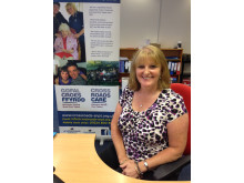 Lynda Clark, Chief Executive, Crossroads Care Swansea Neath Port Talbot