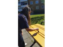 Rekordmånga sommarjobbare till Väsbyhem