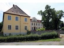 Schillerhaus in Kahnsdorf mit Schillercafé