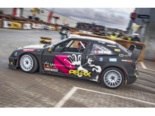 Petter Solberg bjuder på stor show i samband med Bilsport Performance & Custom Motor Show