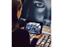 Med AR kan en hel stadsdel göras överblickbar, direkt i surfplattan eller telefonen.