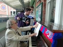 Tony Britten visit 5