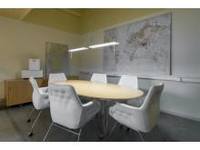 Alioth från Proton Lighting - LED belysning för konferensrum och kontor