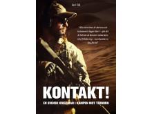 Omslag Kontakt - en svensk krigsman i Irak