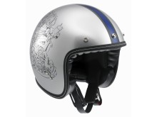 AGV RP60 mc-hjälm, Engine Grey