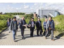 Mere end 700 besøgende til Billund