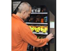 SavePro Vending Machine för förbrukningsvaror