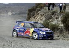 Rally Portugal nästa för Patrik Sandell
