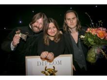 Way Out West i Göteborg vinner Arla Guldko 2014 Bästa Miljöarbete