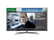 Jyllands-Posten Samsung Smart-TV app_Powered By Xstream
