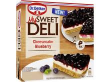 Blueberry Cheesecake - My Sweet Deli
