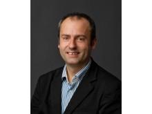 Niklas Gericke, professor i biologi, Karlstads universitet