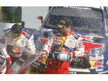 Citroën segrare i märkesligan WRC 2009