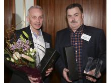 MP bolagen årets leverantör 2015 hos Elektroskandia