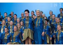 Anna Alvring och Britt-Heléne Bonnedahl, Rönninge Show Chorus