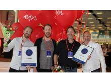 Humana vann bästa Information och branding webbplats
