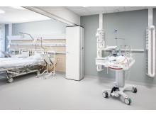 Neonatalavdelningen på Helsingborgs lasarett
