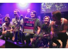 Caveman Blues - vinnare av Rockkarusellen 2008