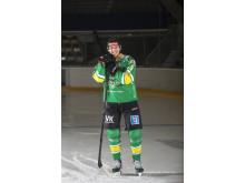 Vid hockey och sex använder man skydd