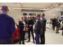 Invigning av FordStore på Brandts i Vänersborg
