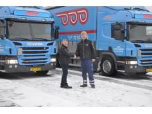 Sådan tænker nordjysk vognmænd CO2 ind i sin hverdag