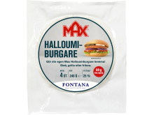 Fontana Max halloumiburgare