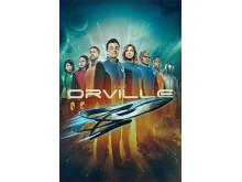The Orville har premiär på FOX den 26/2 kl 21.00.