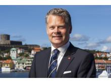 Niclas Mårtensson - CEO Stena Line