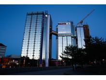 Gothia Towers kväll