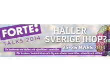 Forte Talks 2014, konferens om välfärdsklyftor i Sverige