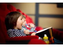 Filmkväll och hamburgarbuffé för Barn till Ensamma Mammor på Quality Hotel 11 & Eriksbergshallen (Arkivbild. Foto: iStock)