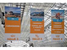 Touristik & Caravaning 2019 bietet alles rund um den Urlaub