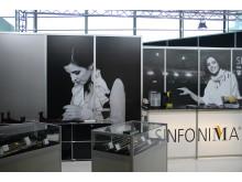 SINFONIMA-Stand Musikmesse 2015