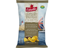 Estrella Västkustchips Salt & Vinäger