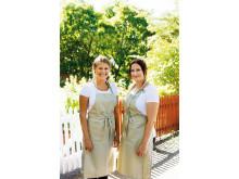 Jessica Frej och Maria Blohm. Fotograf: Christina Sundien