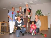 Handledarpriset 2011, Skellefteå